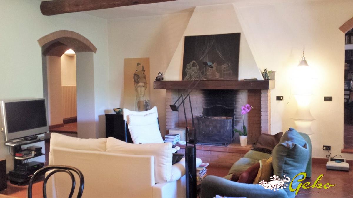 Villa in vendita a San Gimignano, 13 locali, prezzo € 750.000 | CambioCasa.it