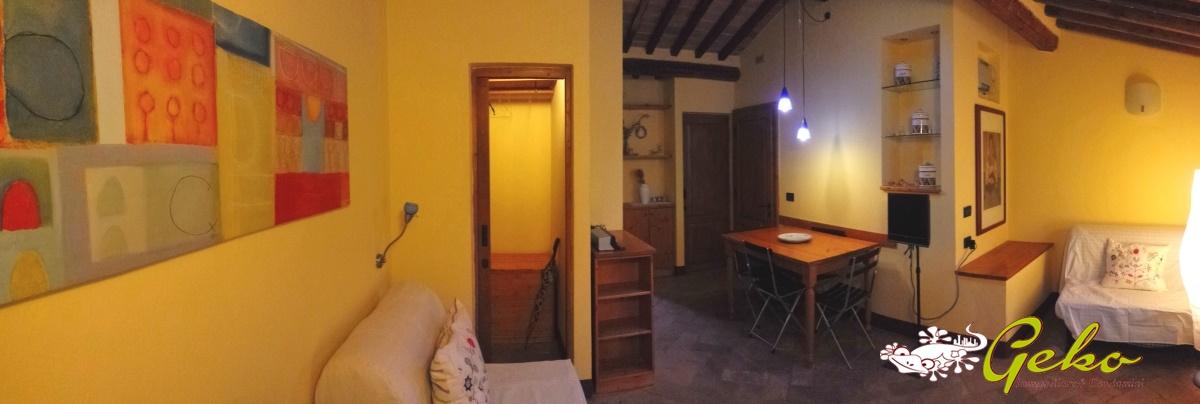 Appartamento in affitto a San Gimignano, 1 locali, prezzo € 380   CambioCasa.it