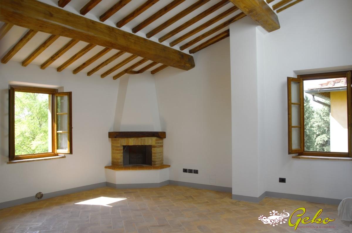 Villa in vendita a San Gimignano, 3 locali, prezzo € 205.000 | Cambio Casa.it