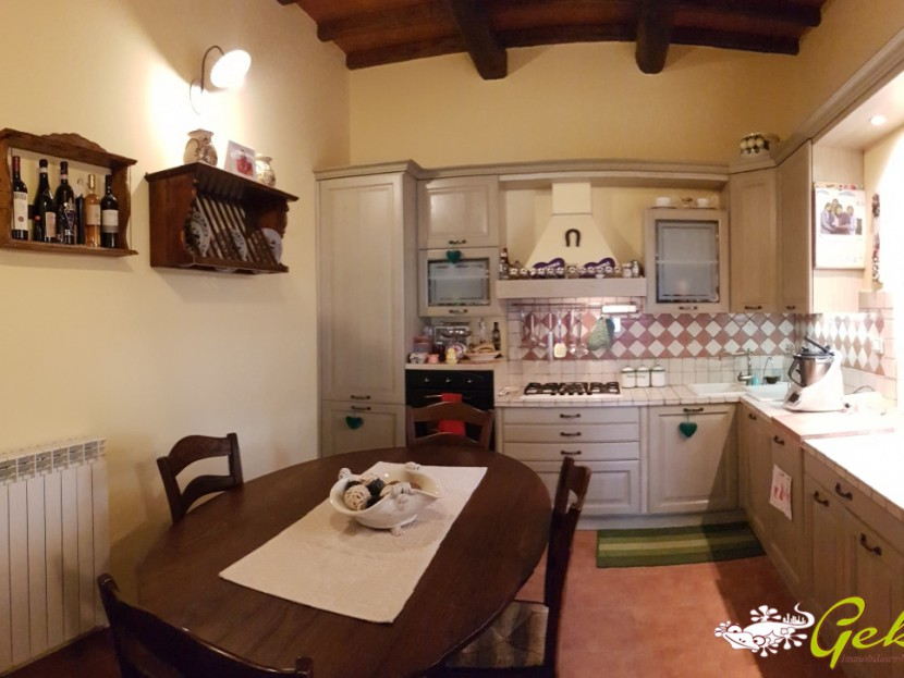 For Sale Houses in countryside San Gimignano - 108 sm Flat in countryside with garden Locality