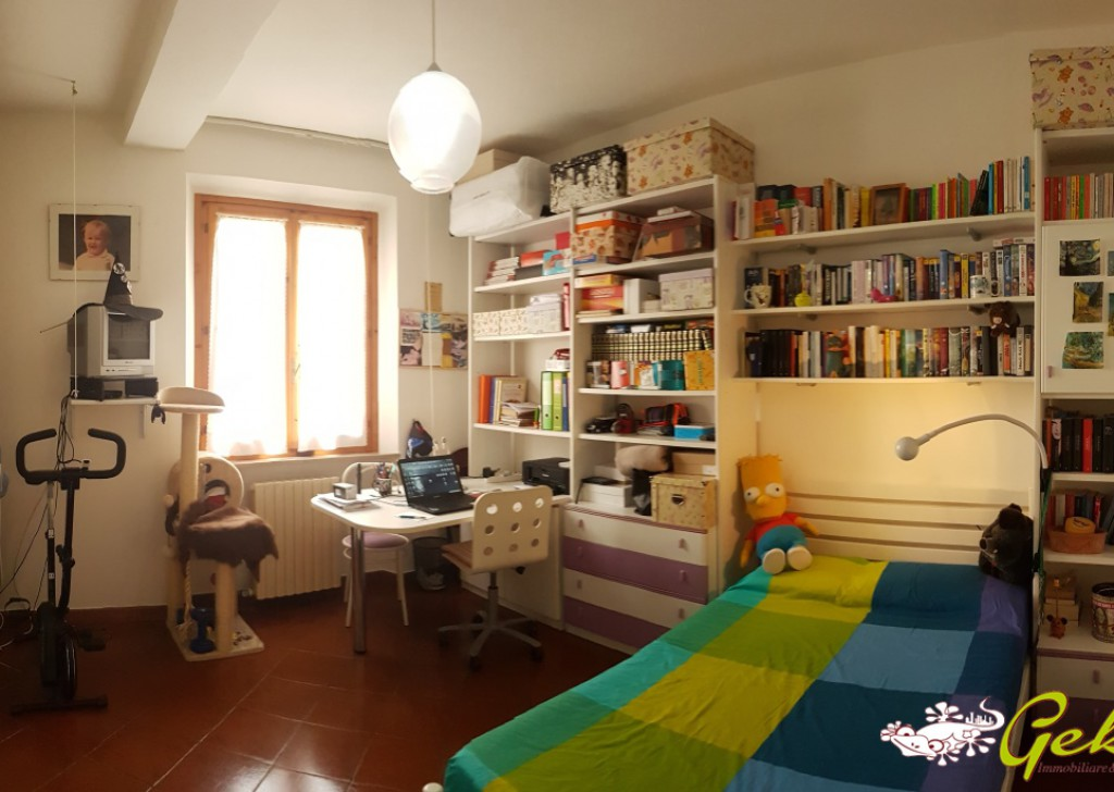 For Sale Apartments San Gimignano - APARTMENT WITH GARDEN AND GARAGE Locality