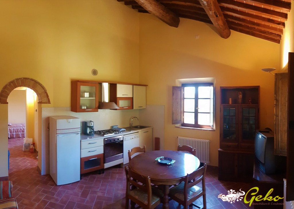 Sale Houses in countryside San Gimignano - FLAT 140 Sqm REFURBISHED  Locality