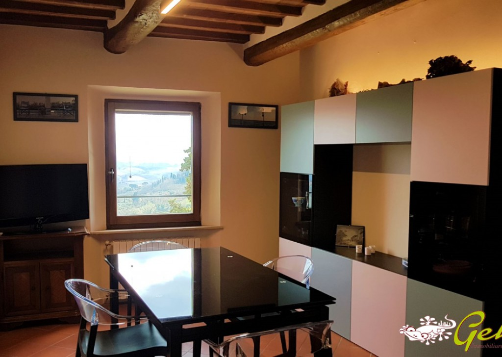 Rent Apartments San Gimignano - Renovated flat with panoramic view ! Locality