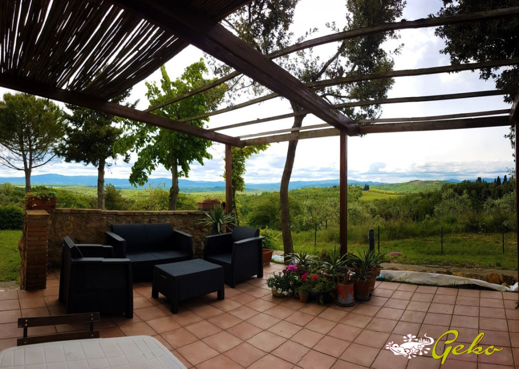 Sale Independent Houses Colle di Val d'Elsa - Detached Villa with carport and garden Locality