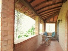 Rural house with land - 2 km far from Hostorical centre of San Gimignano - 7