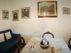 ground floor flat 90 sqm with garden and garage  - 3