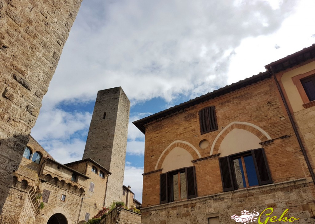 Sale Apartments San Gimignano - Flat 73 sm with enchanting view on historical centre Locality