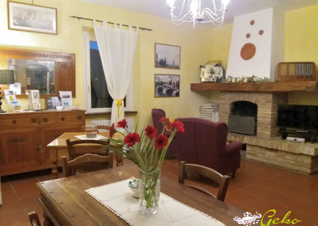 Sale Cottages and Farmhouses San Gimignano - RUSTIC STONE HOUSE  WITH SWIMMING POOL AND PARK Locality