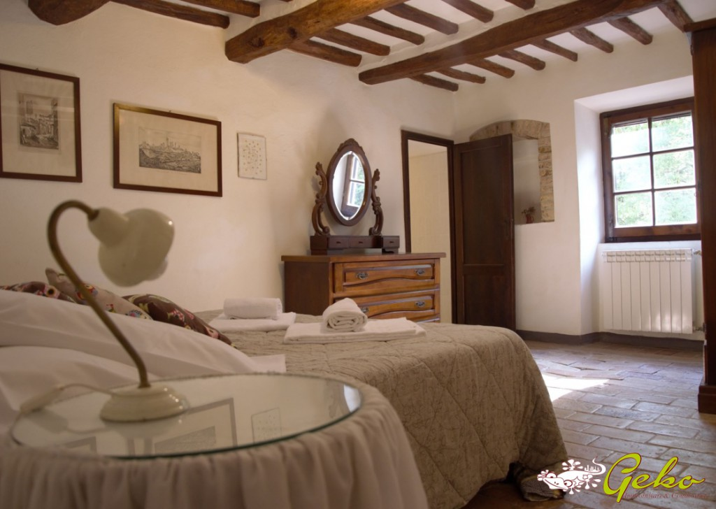 Sale Independent Houses San Gimignano - RURAL STONE HOUSE IN THE COUNTRYSIDE OF SAN GIMIGNANO 370 SQM WITH LAND Locality
